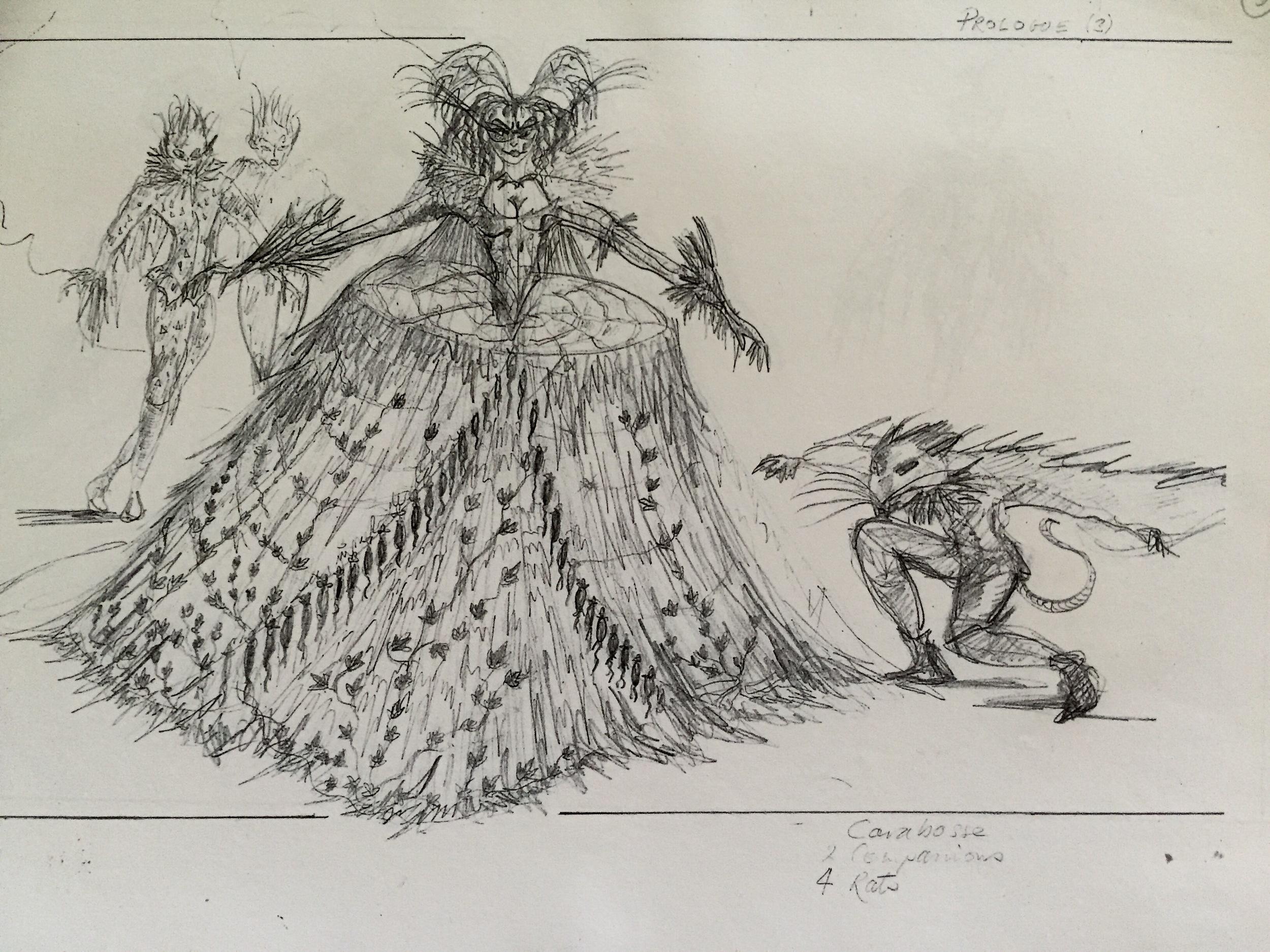 Sleeping Beauty ballet - producction design - David Roger 1.jpg