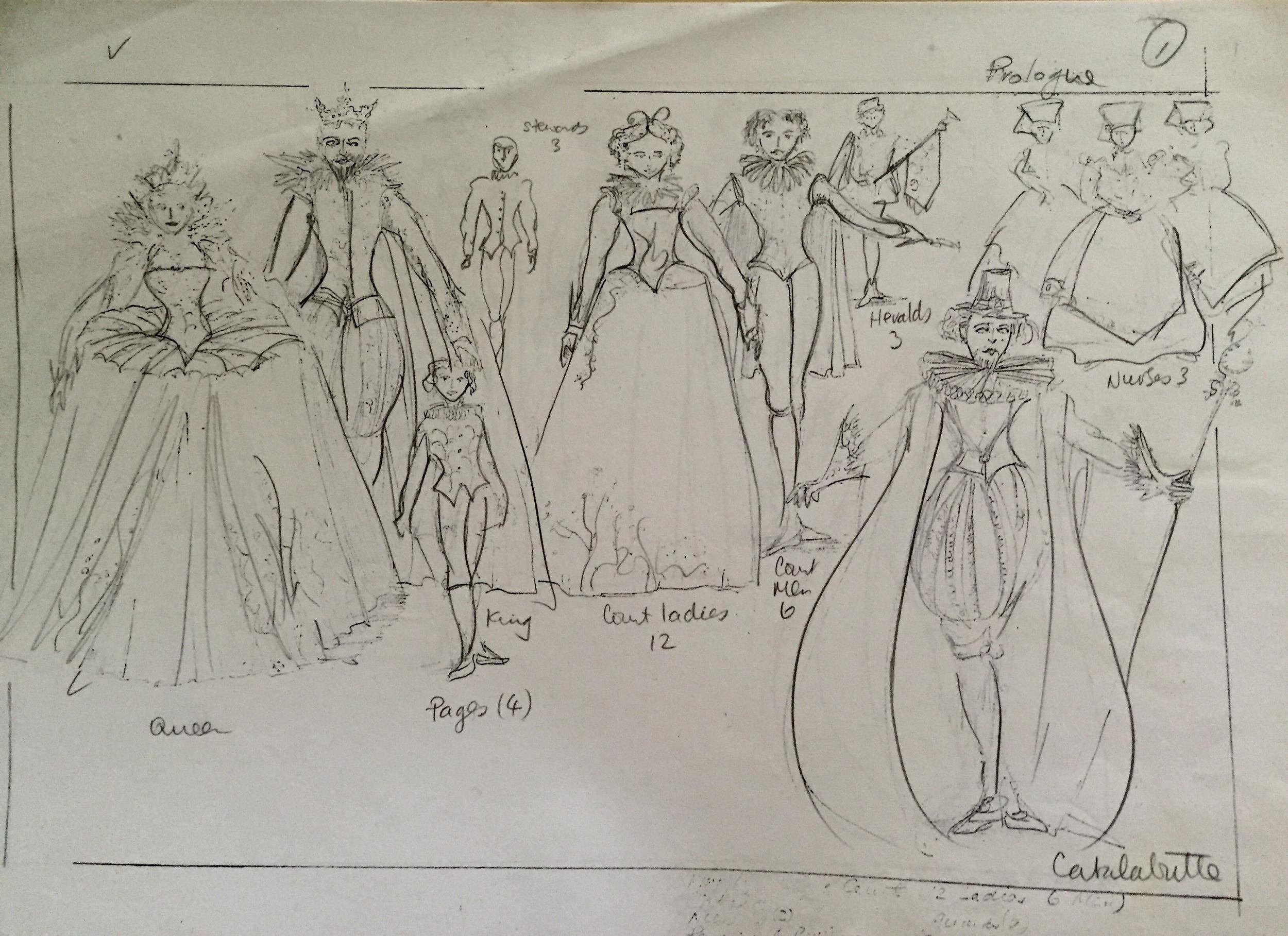 Sleeping Beauty ballet - producction design - David Roger 4.jpg