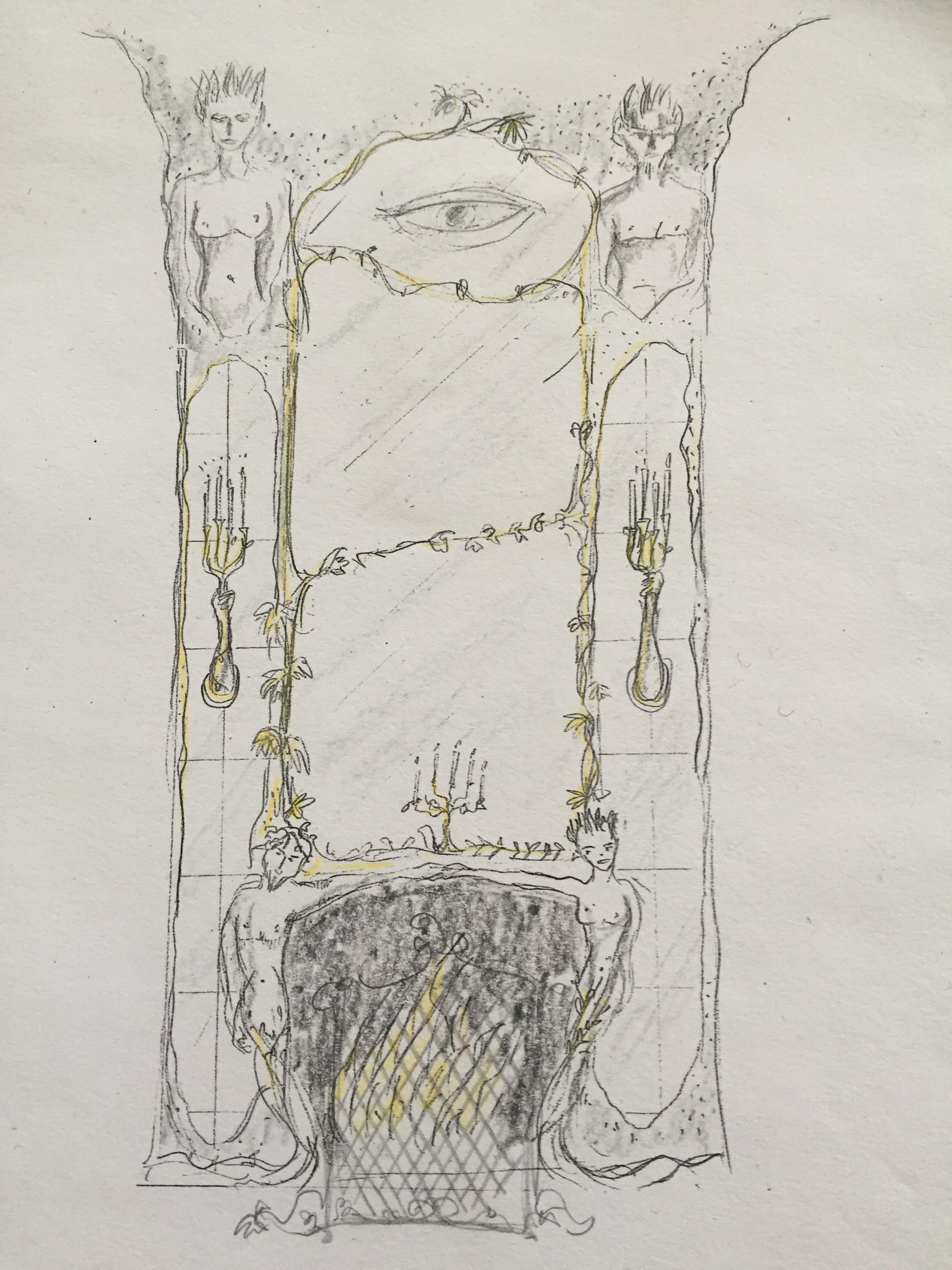 Sleeping Beauty ballet - producction design - David Roger 5.jpg