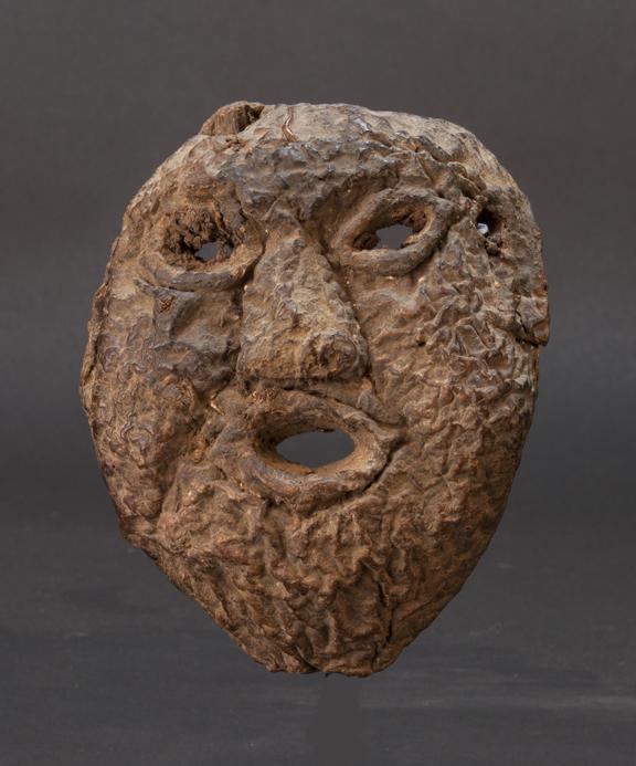 Himalayan fungus mask