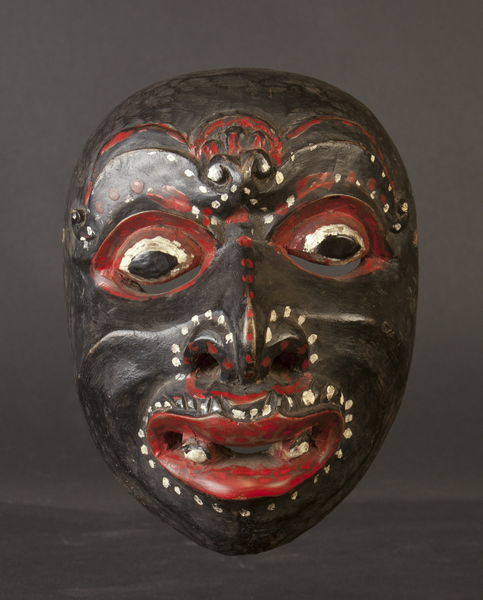 Sri Lankan Dance Mask