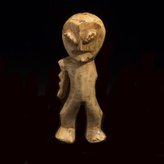 Bwami Society Figure - 1334