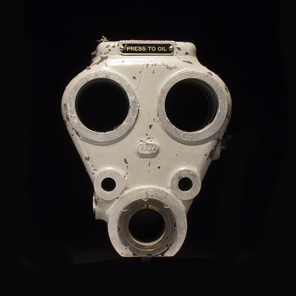 Engine Block Mask