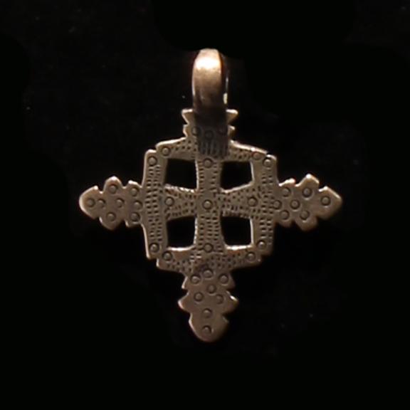 C047 Coptic Cross