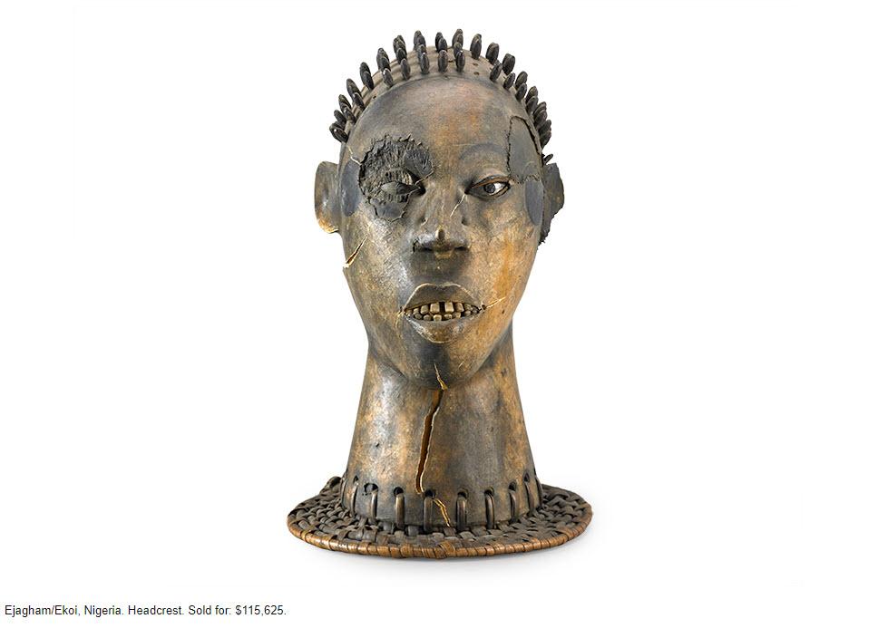 Tribal art world record at rago.jpg