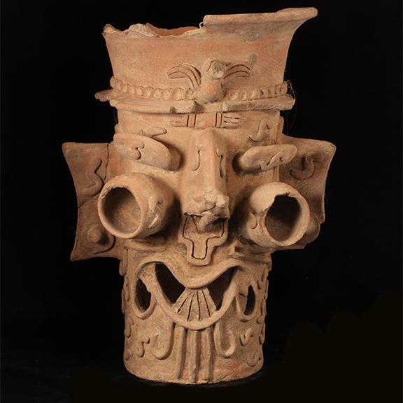 Pre-Columbian Incensario
