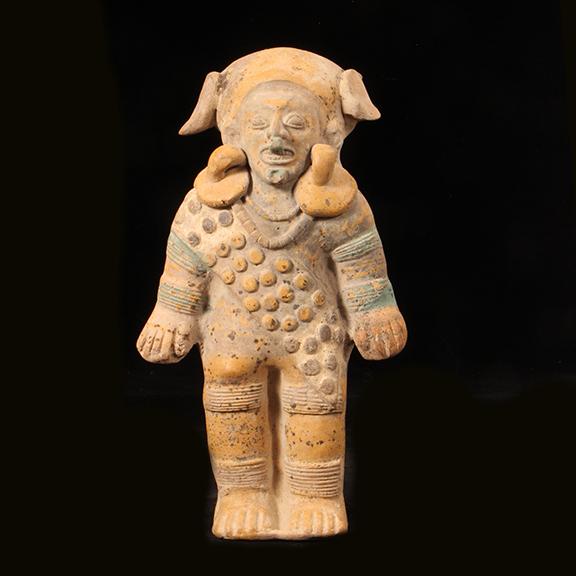 Jama Coaque Standing Figure
