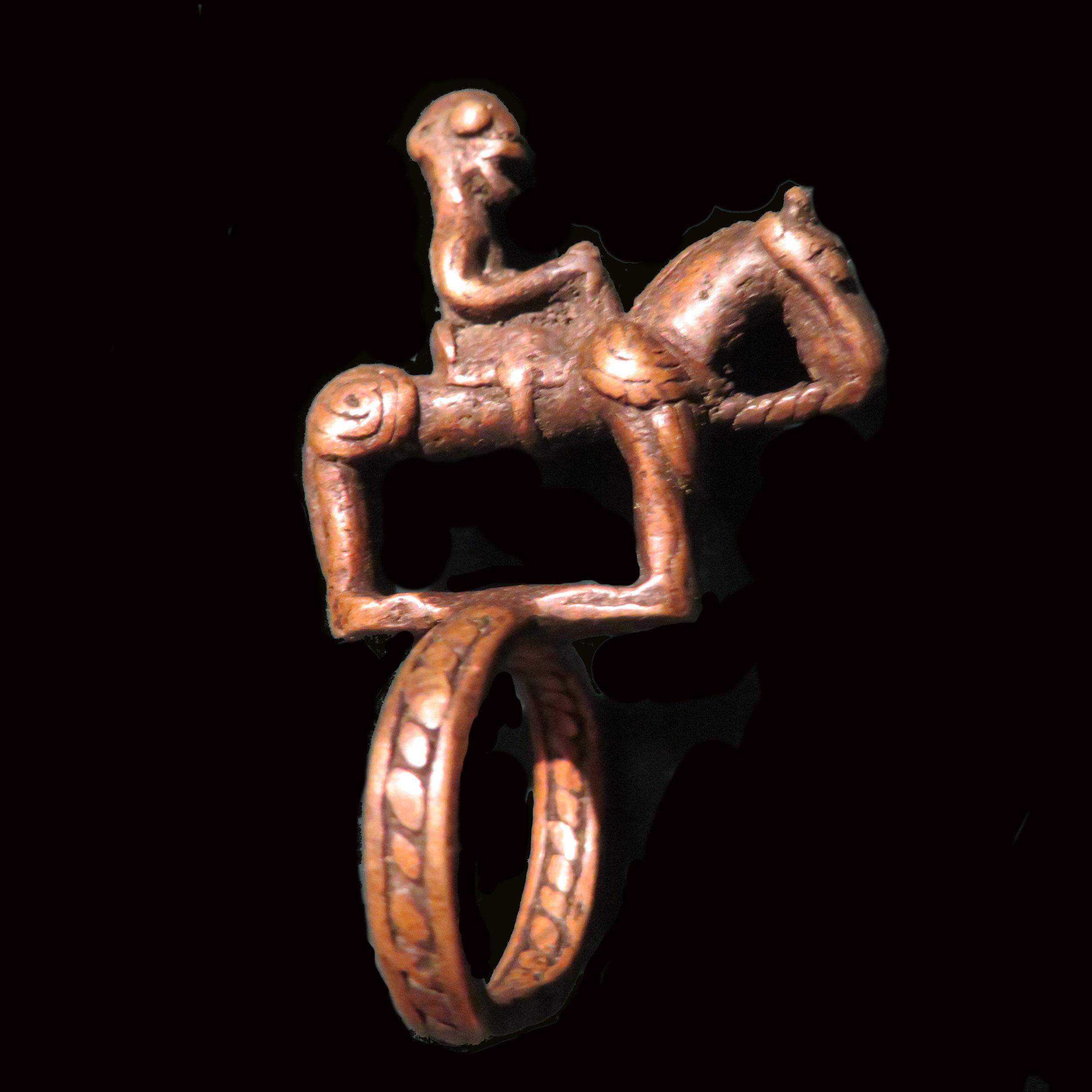 Dogon Euestrian Ring