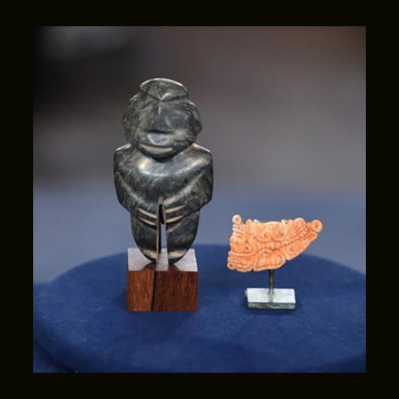 Mezacala Figure Maya Figure