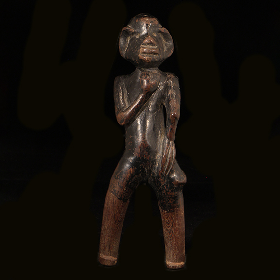 East African figure