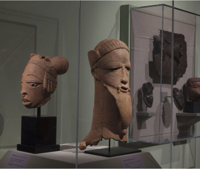 Nok and Sikoto Terracottas
