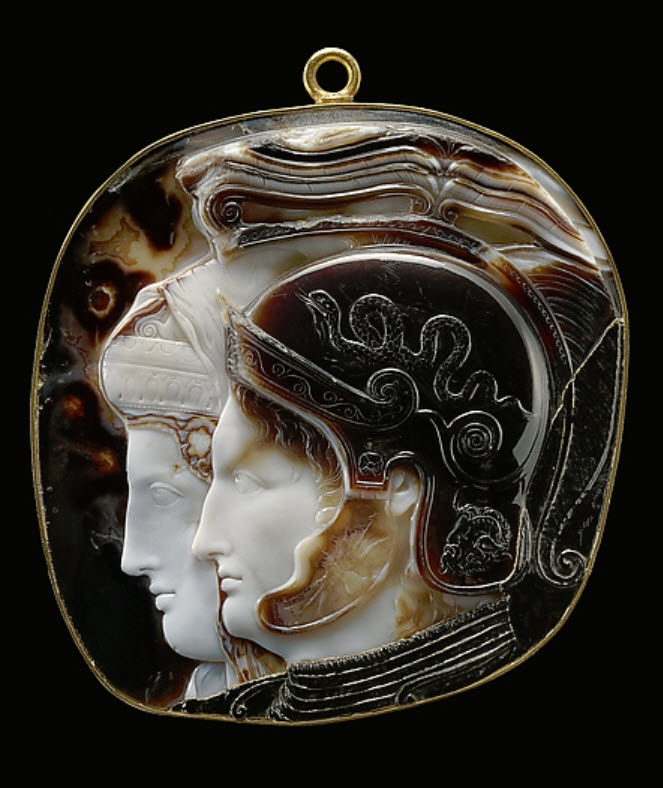 Hellenistic Cameo 2768 - 269 BC