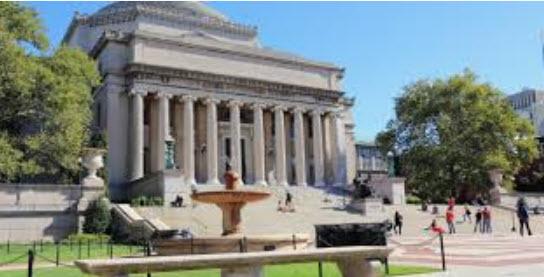 Columbia Graduate School