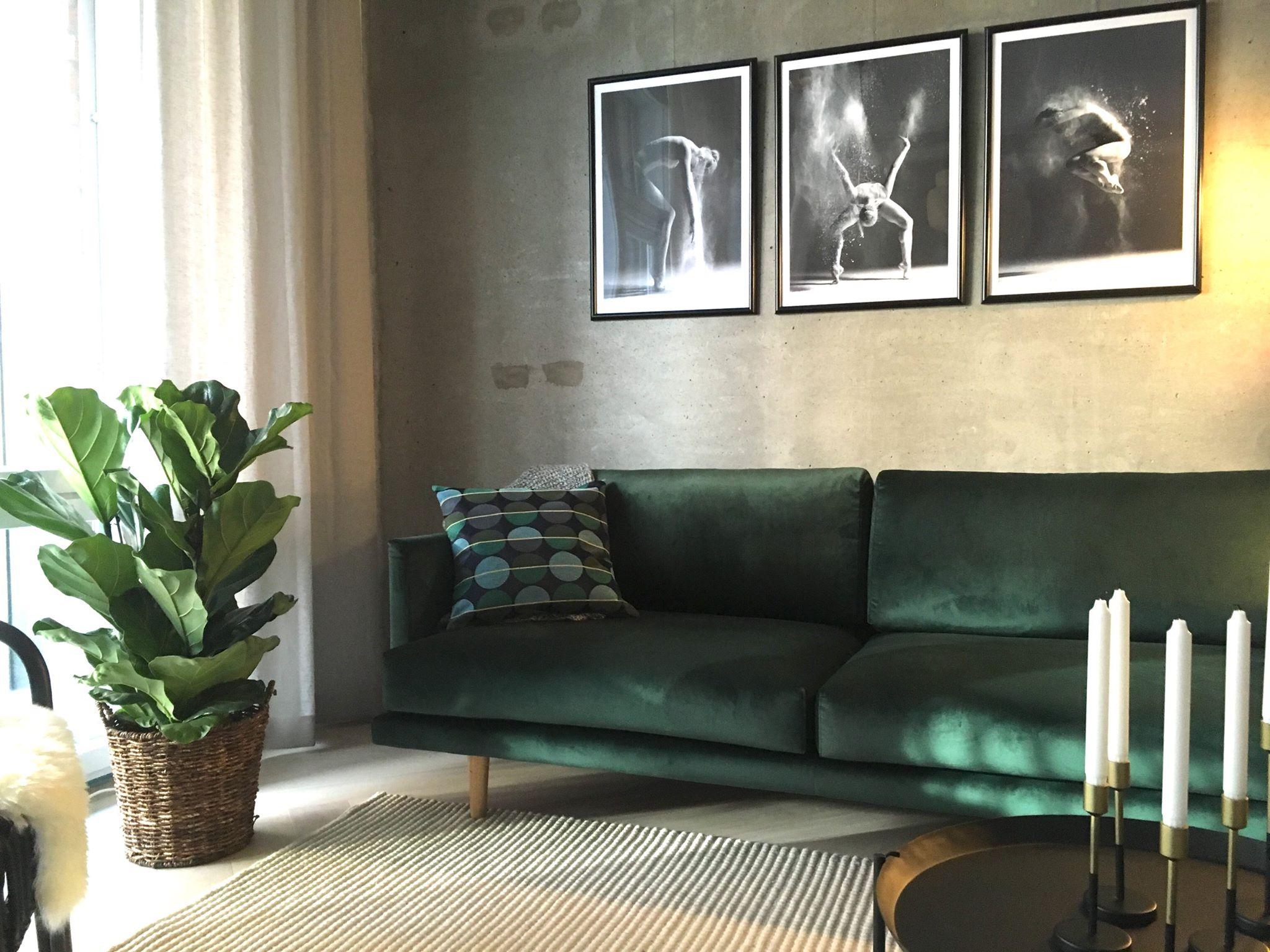 Hakolan Lazy sohva Design Moodin Loft by EKE