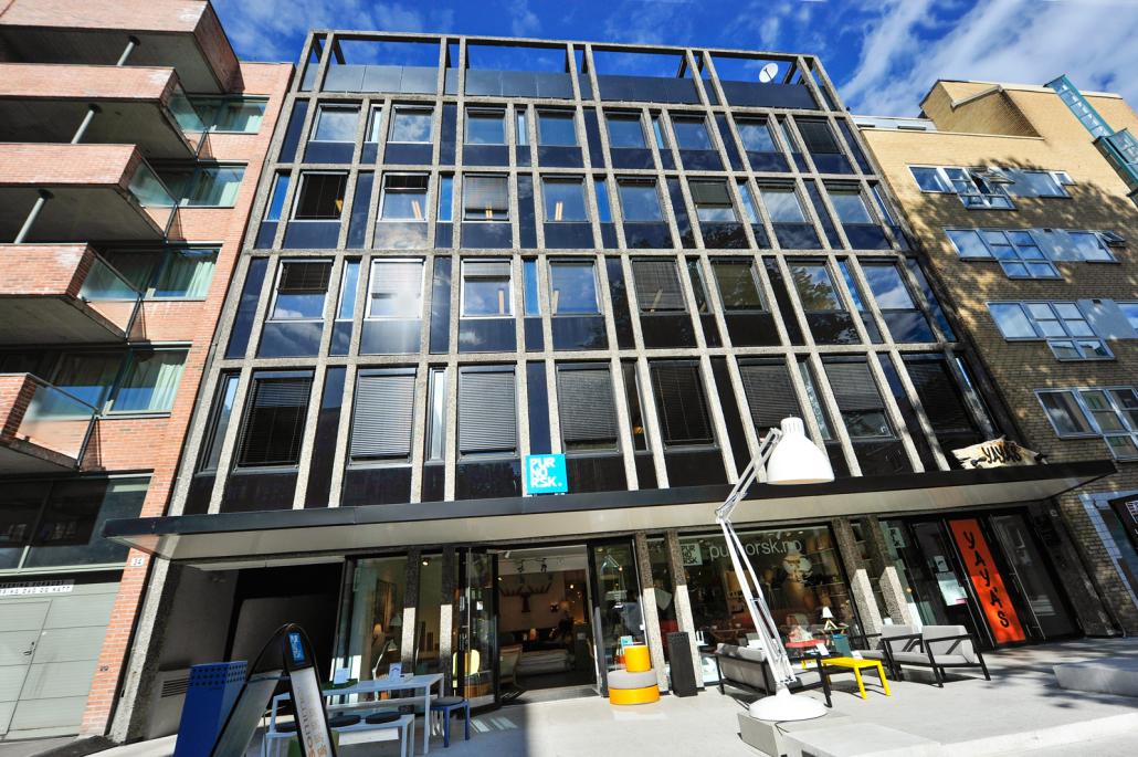 Kor sitter i 4.etasje i Industrigaten 36, stoppested 42 på Open House Oslo lørdag 23. september fra kl 1100 til 1600.