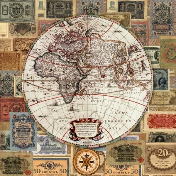 Globe Currency East