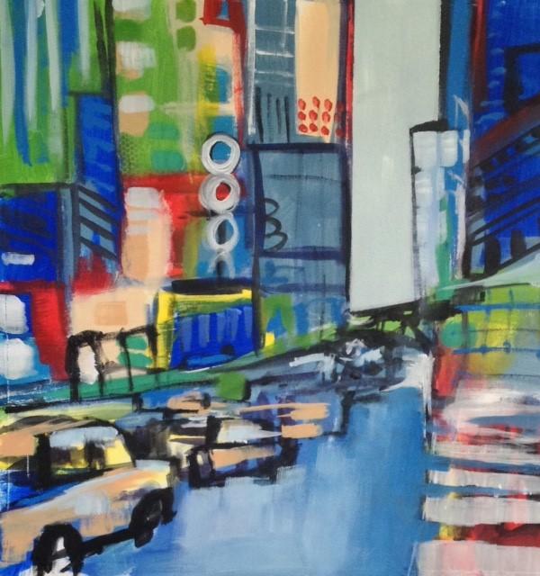 City Streets I 30 x 30