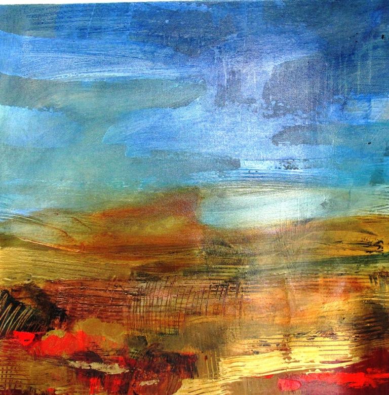 Earthern Landscape I
