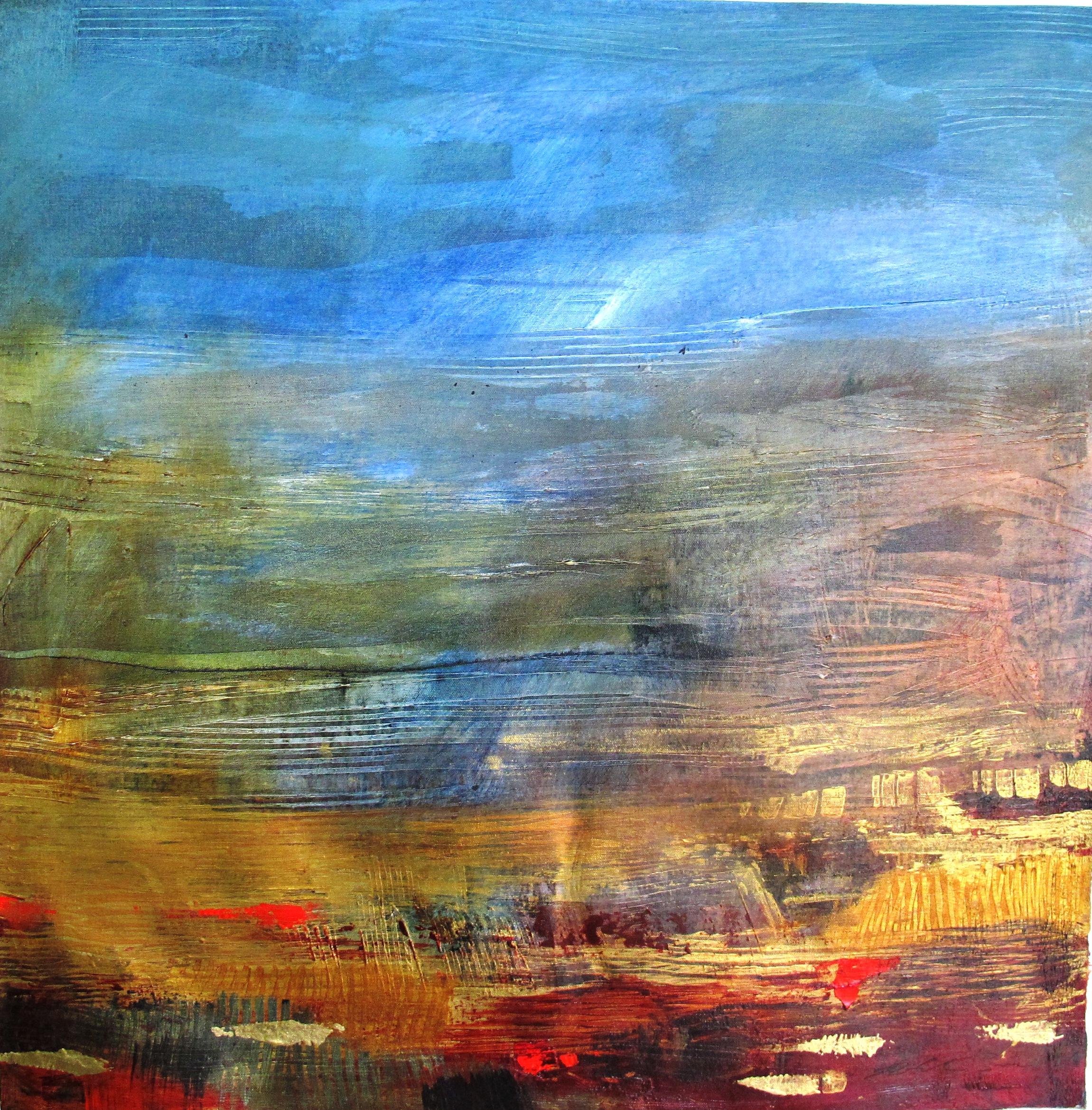 Earthen Landscape II