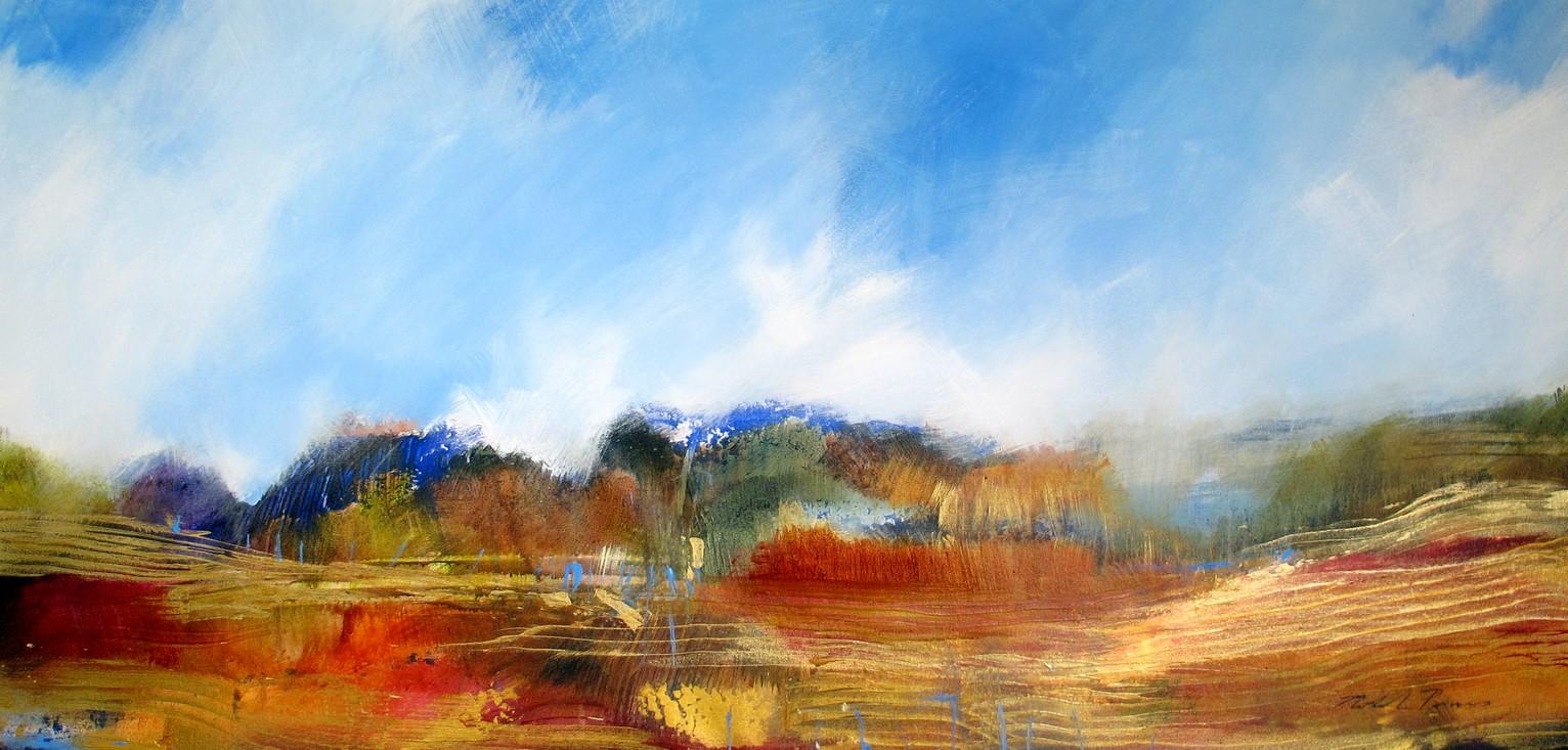 Frosted Landscape I