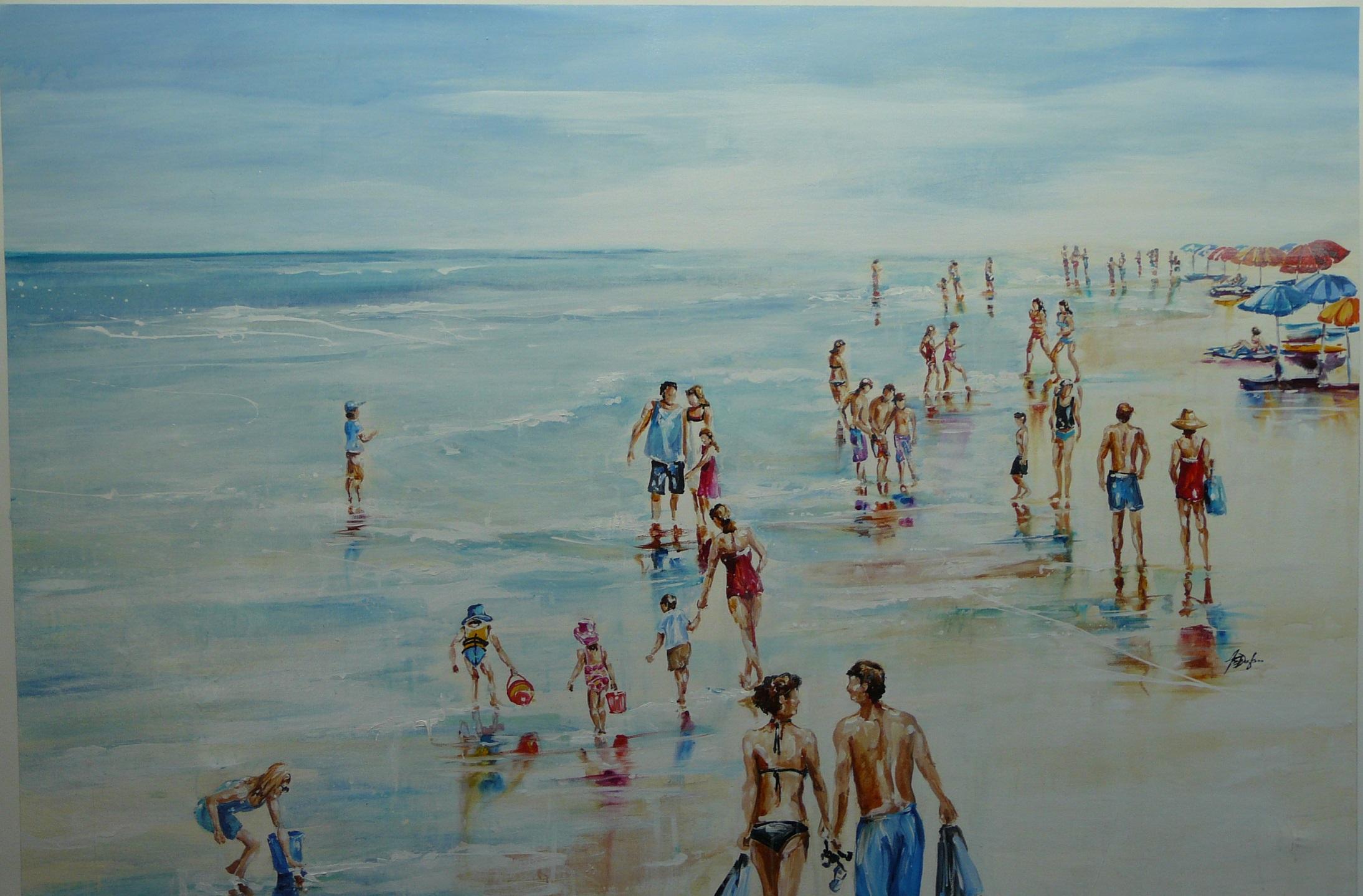 Sea, Sand and Salt