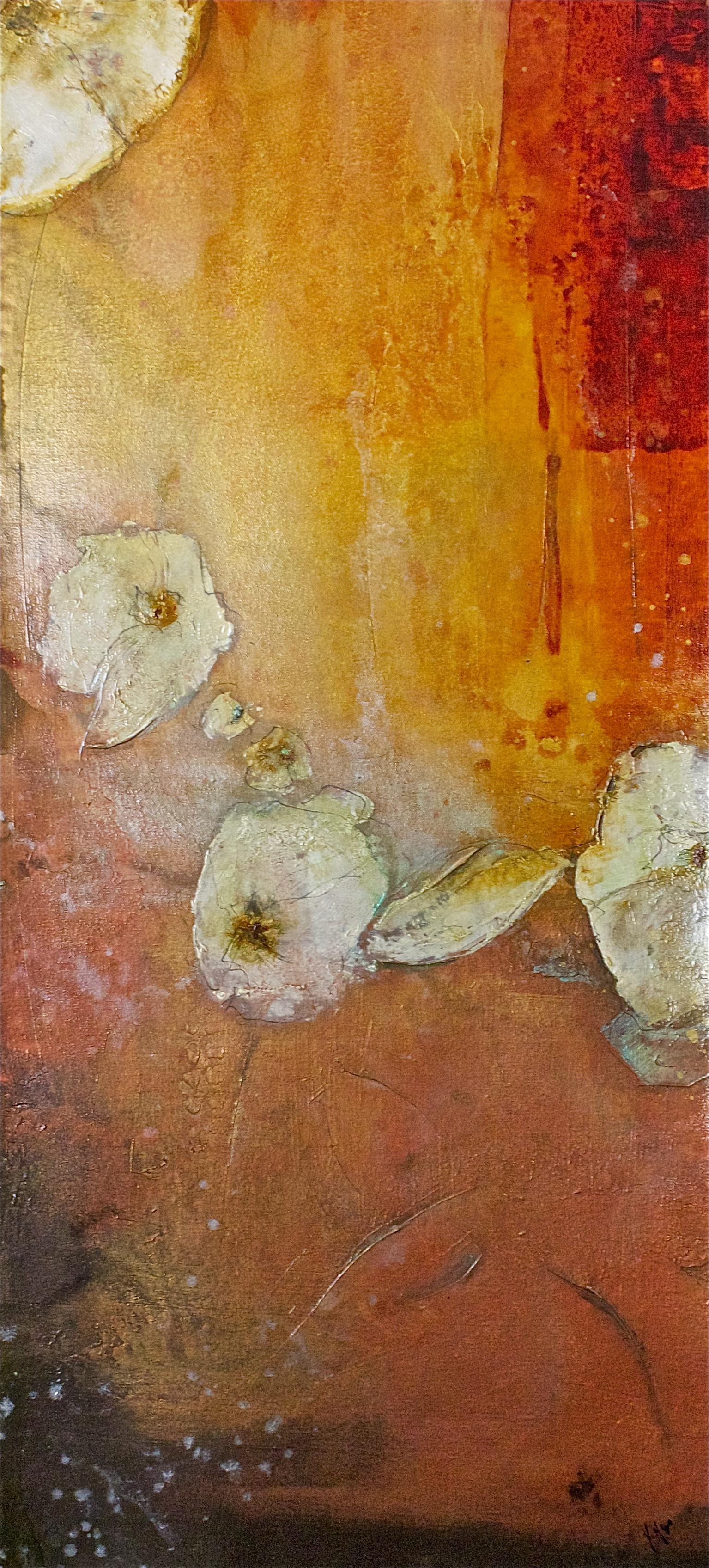 Florals I 18 x 40