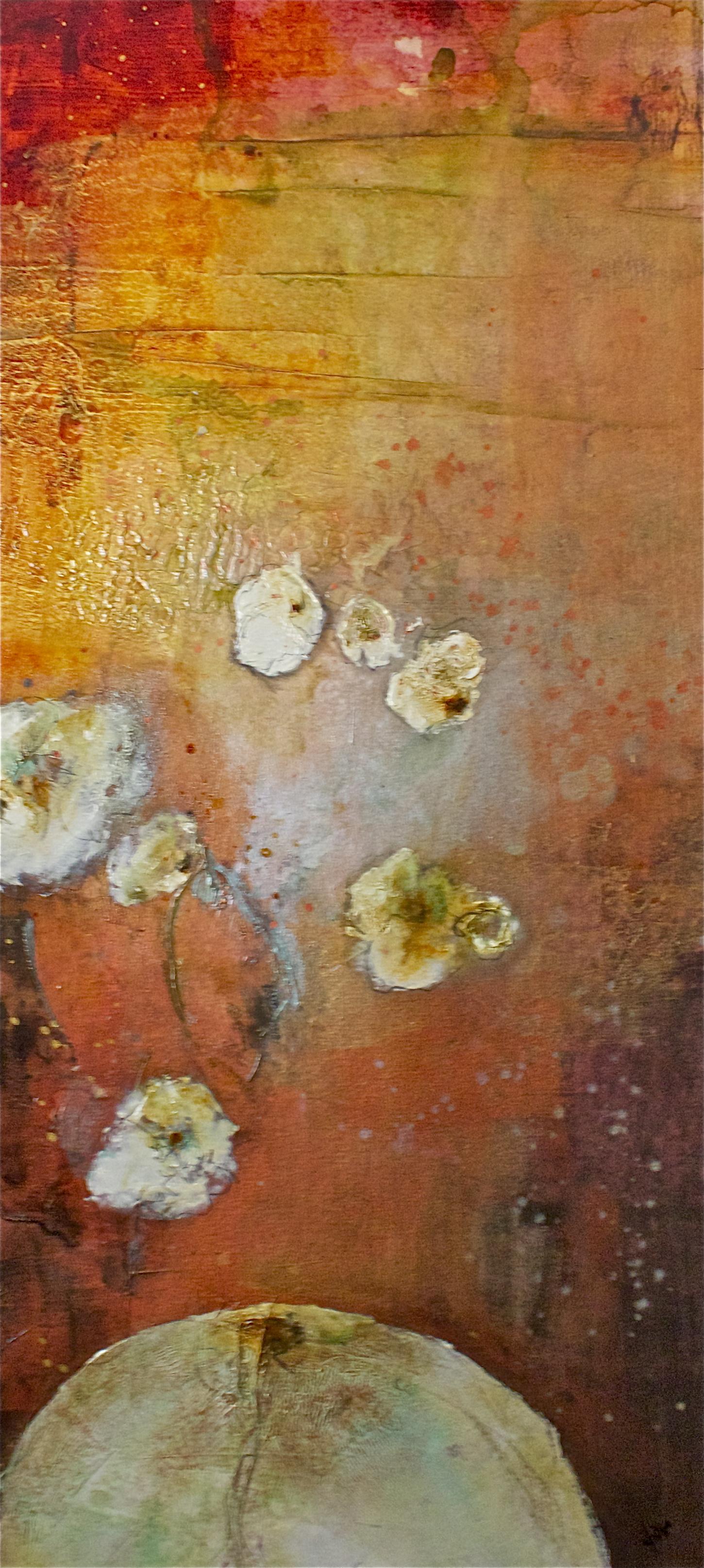 Florals II 18 x 40