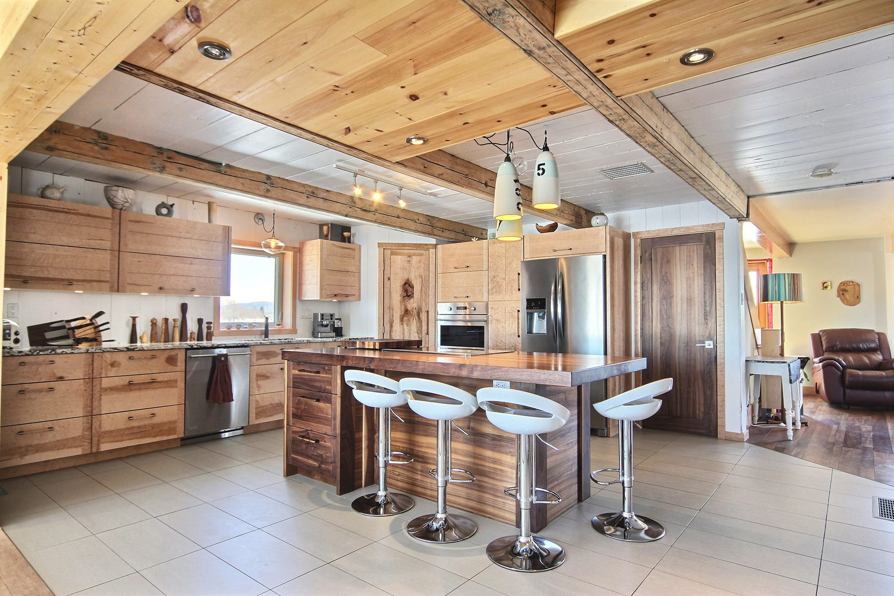 Cuisine & Salle à manger | Kitchen & Dining room