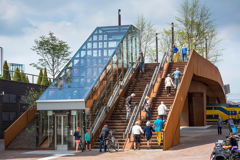 Paleisbrug S'Hertogenbosch | CROSS Architecture