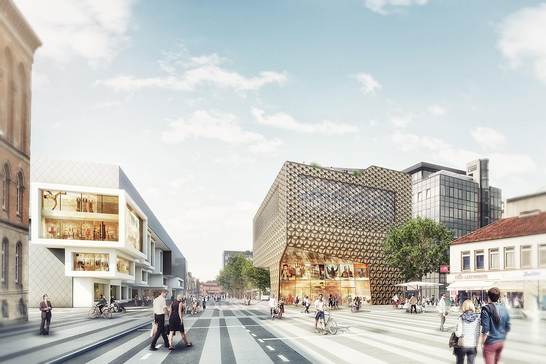 Neumarkt Osnabrück | CROSS Architecture