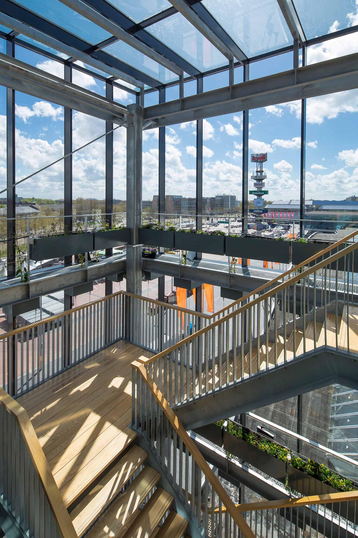 Amtrium Amsterdam | CROSS Architecture