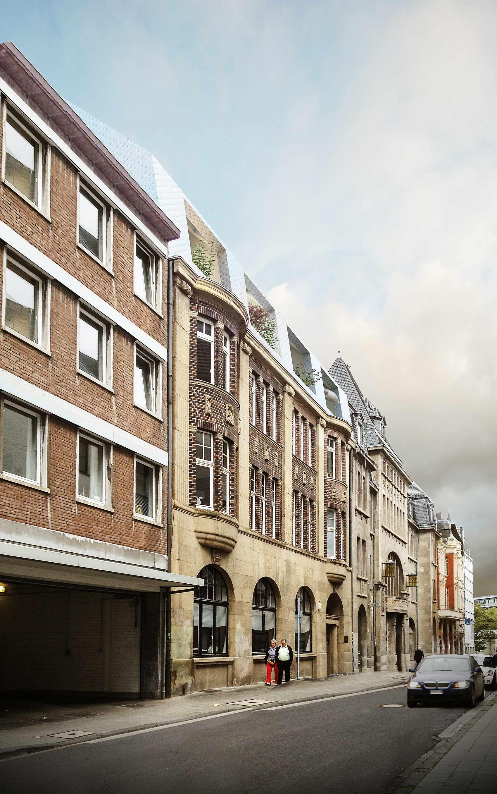 Penthouse 02 | Aachen