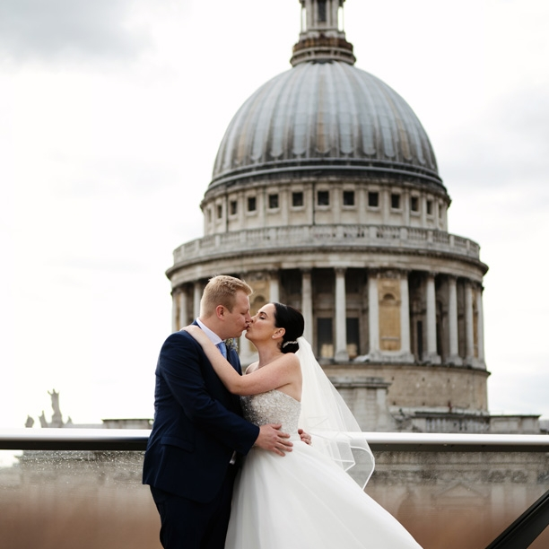 St Paul's Cathedral London wedding