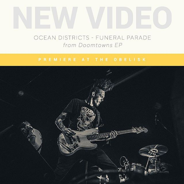 "Head to The Obelisk (@hptaskmaster) to see the video premiere of ""Funeral Parade"", our favorite track from @oceandistricts' latest EP: theobelisk.net/obelisk/2019/03/21/ocean-districts-doomtowns-funeral-parade-video"