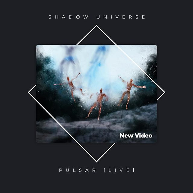 Shadow Universe's first live video is now live, and it's enthralling: youtube.com/watch?v=gEi8brTJShc  MORE FROM @shdwunvrs: shadowuniverse.bandcamp.com