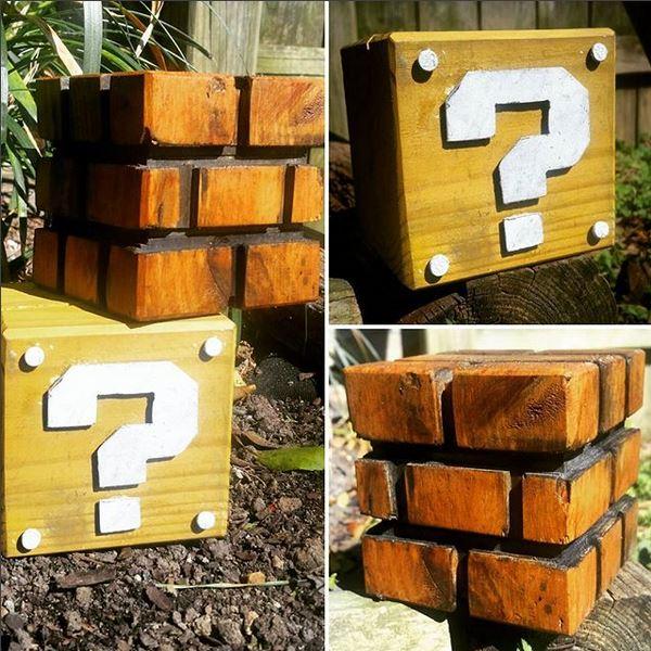 Mario Bros Question/Brick Blocks