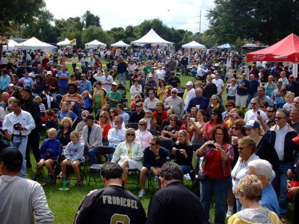 Large Outdoor Festivals