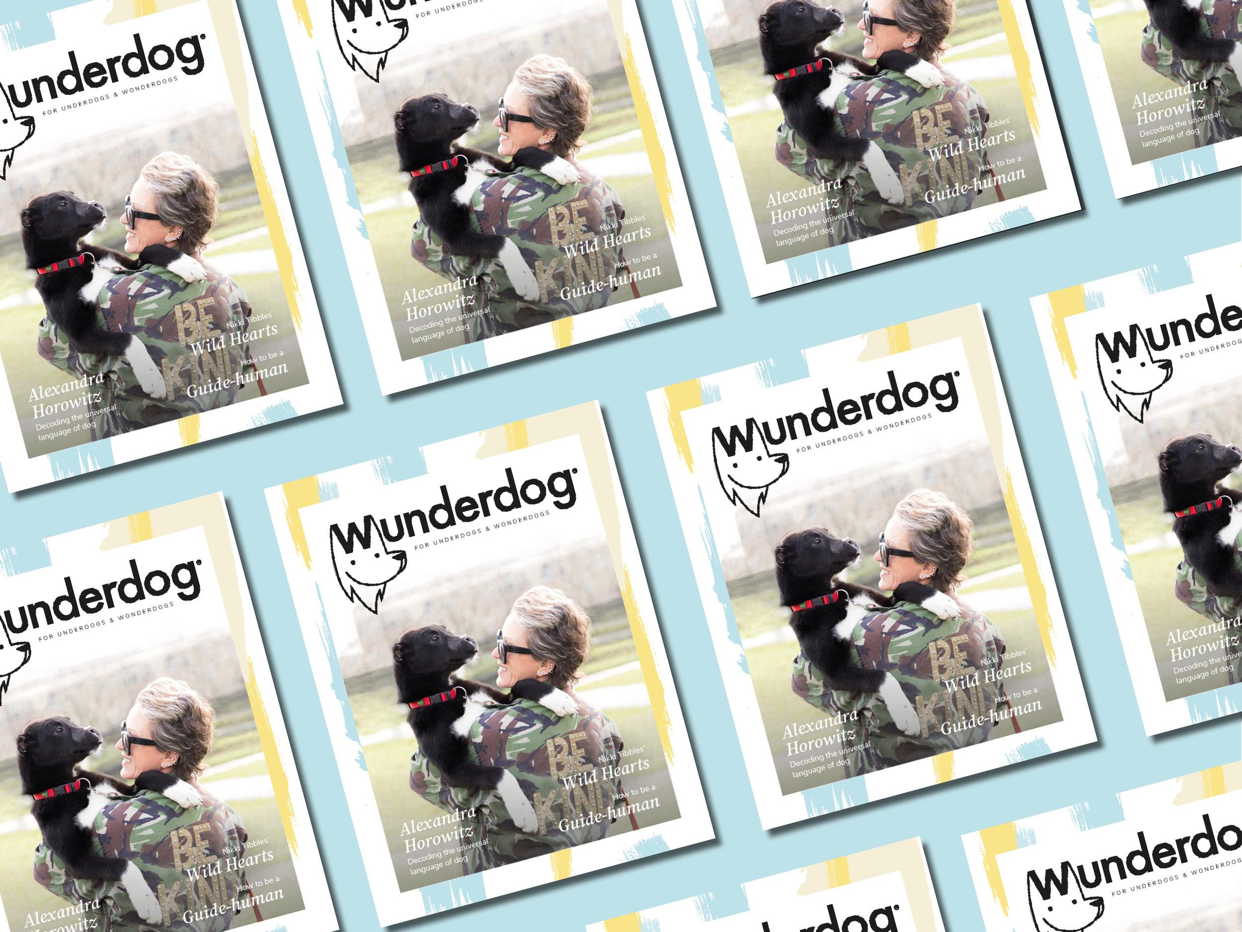 Rescue Dogs: Wunderdog Magazine