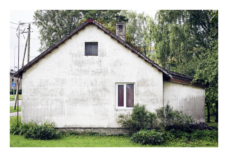 Maja linna piiril
