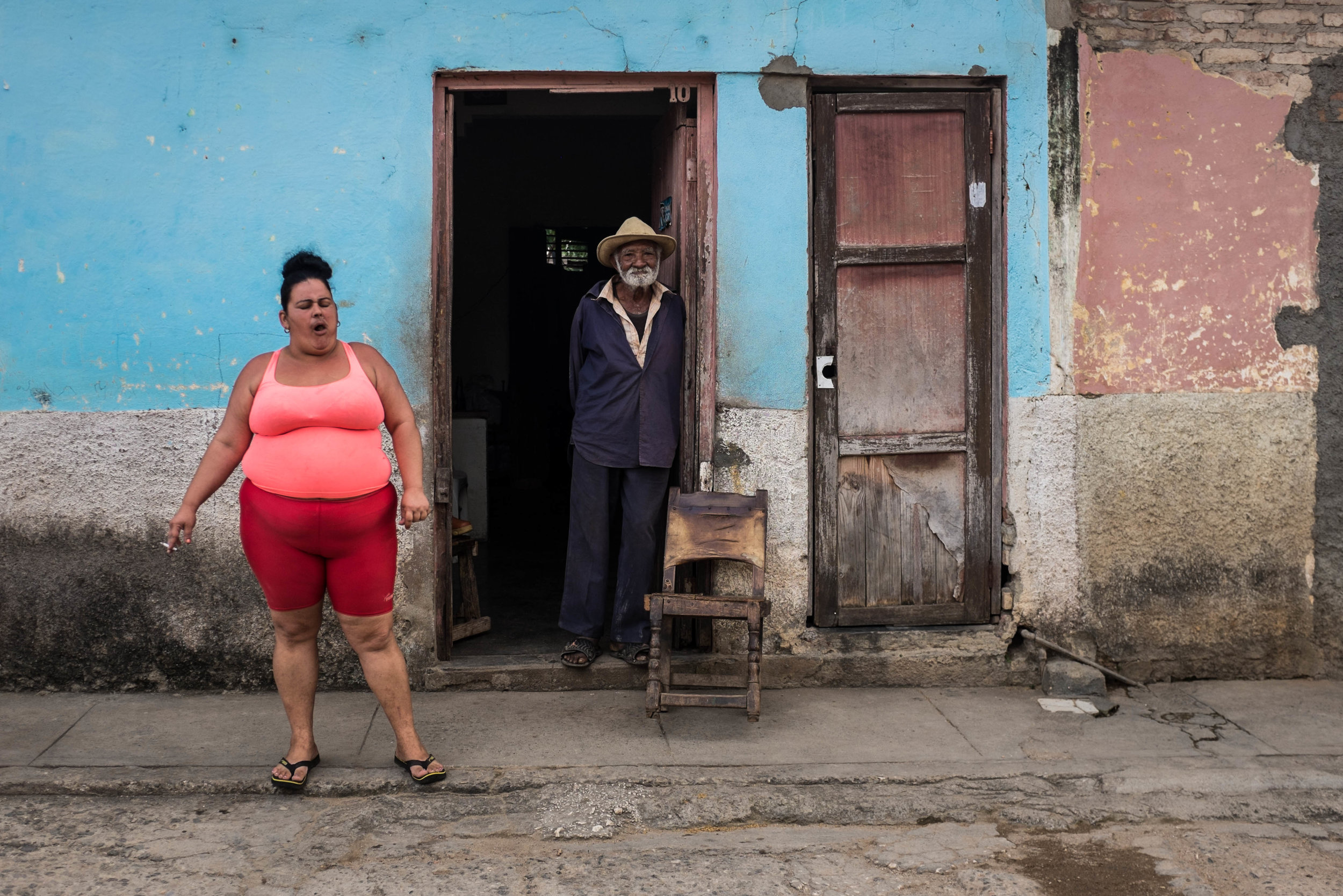 Trinidad, 2018