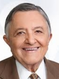 Gabe Pressman, 1924-2017 Urban Journalist Award    The late Gabe Pressman served as a broadcast reporter for more than 60 years, and is credited as the first television reporter in New York.   Read more.