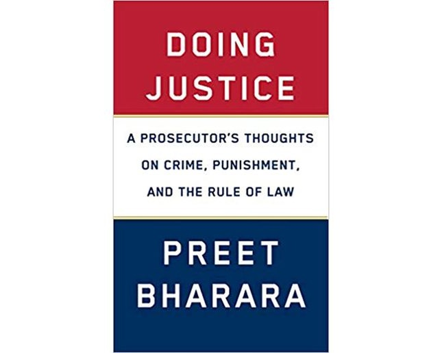 Supporters at the Fact Checker level and above will receive a signed edition of Preet Bharara's new book  Doing Justice.
