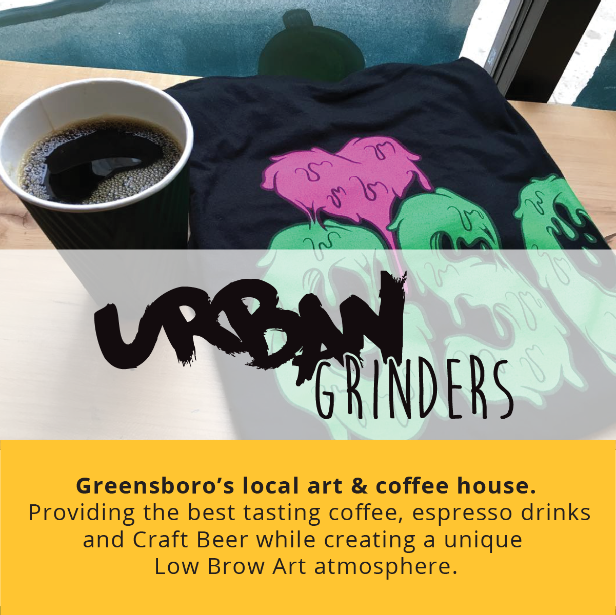 Urban Grinders  |  Revolution Mill