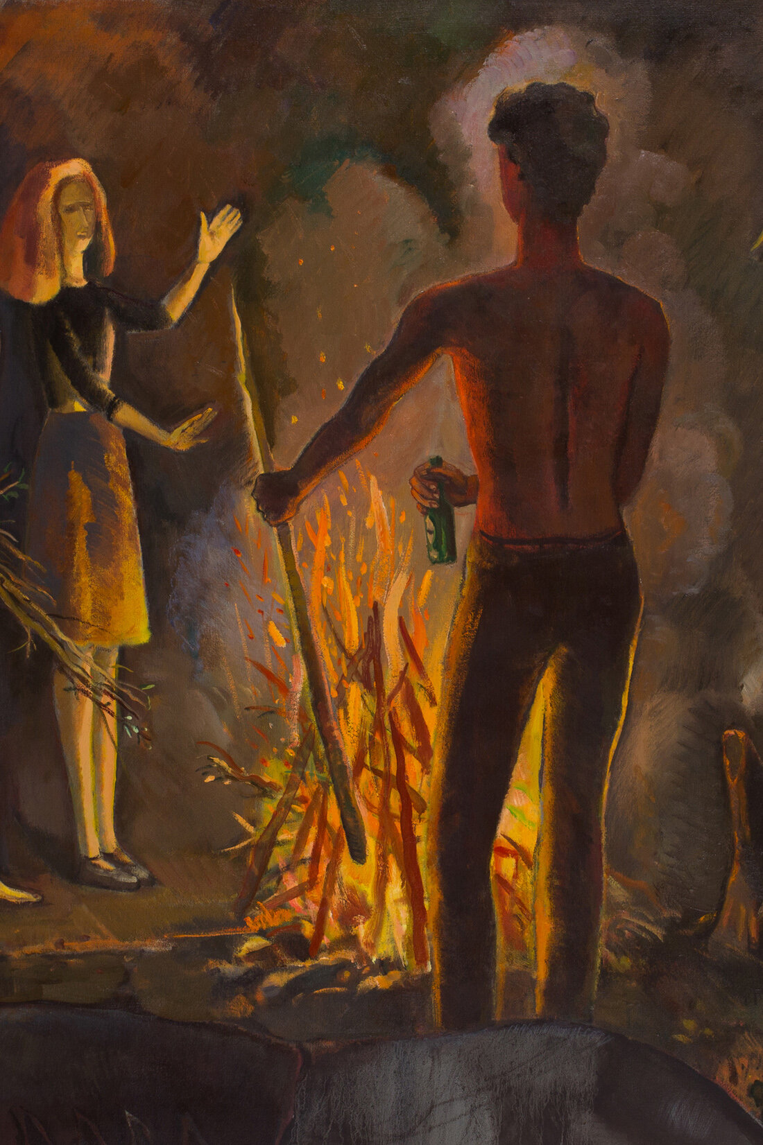 RN Bonfire Party with Homer detail WS.jpg