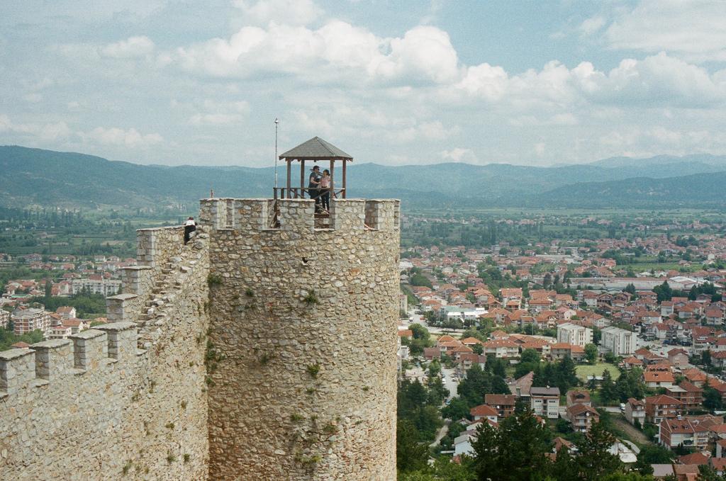 Tsar Samuel's Fortress, Ohrid, Macedonia.