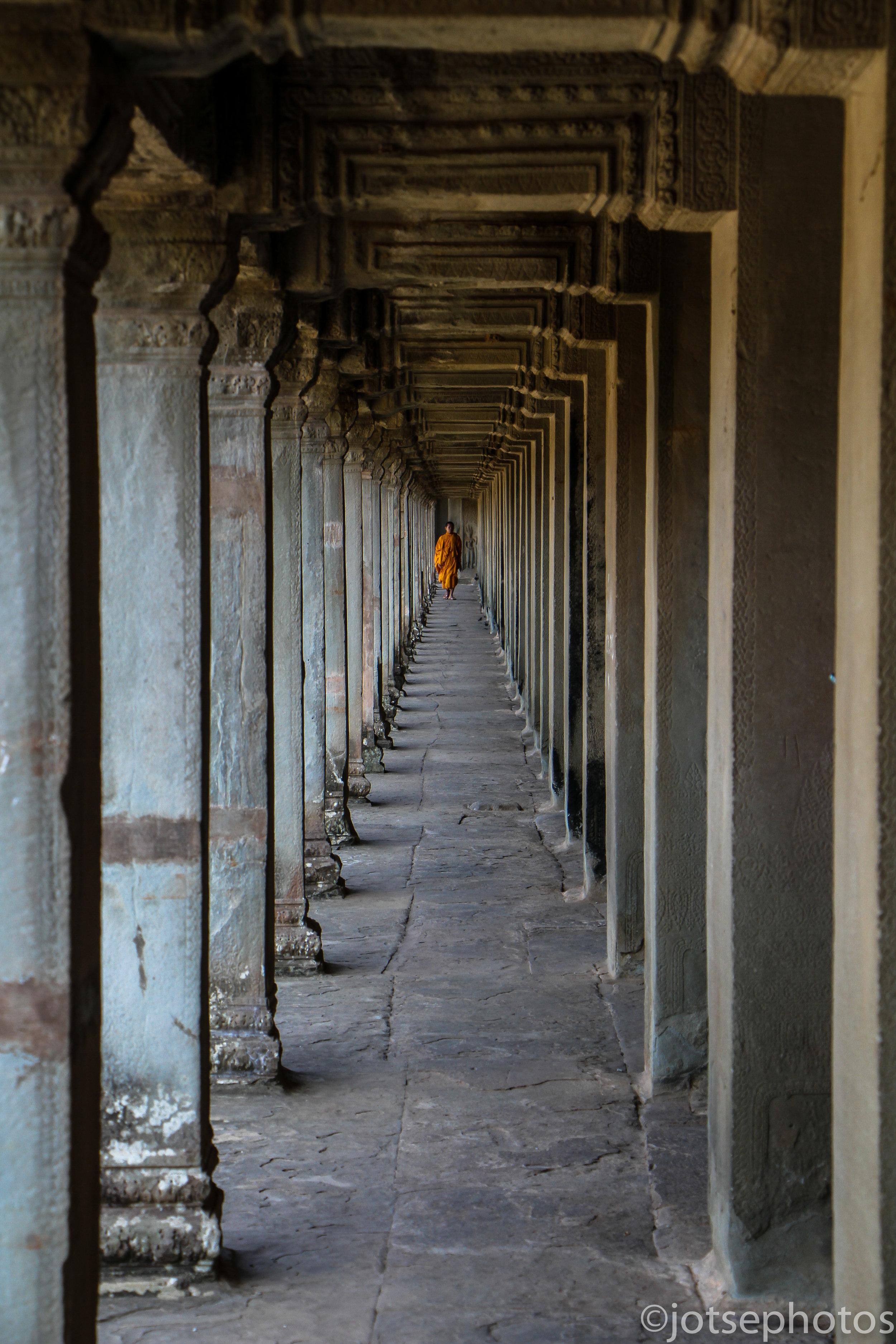 Ang Kor Wat  Siem Reap, Cambodia, 03/16