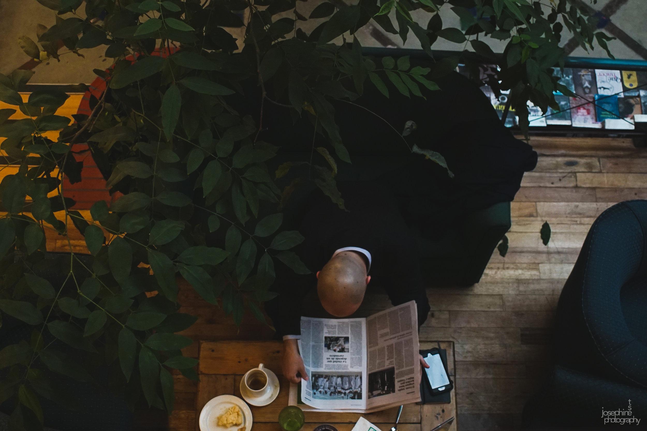 Cafebreria El Pendulo