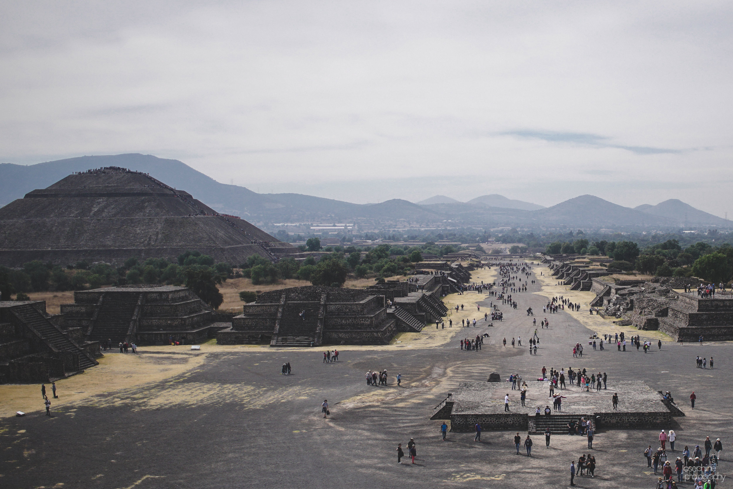 Pyramids of Teotihuacán
