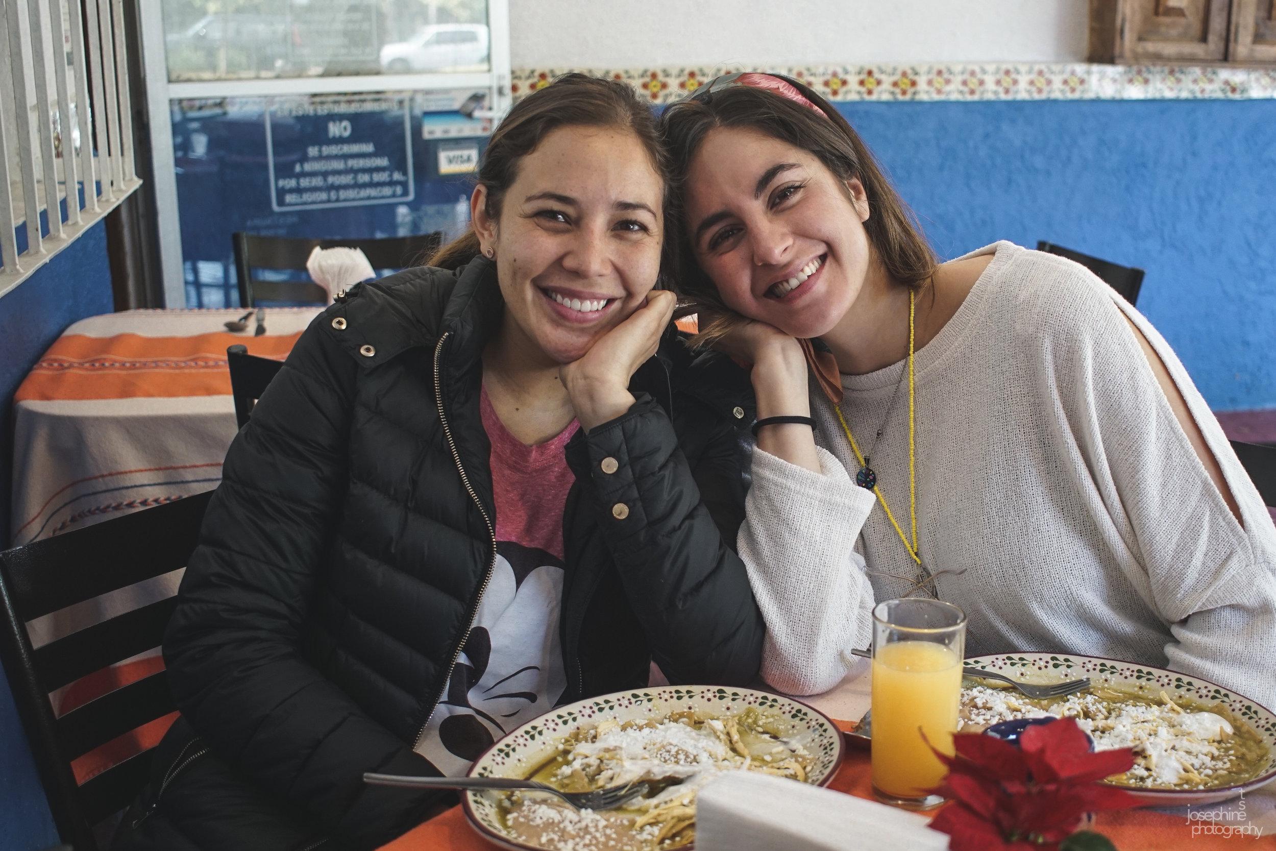 Ale y Mariana