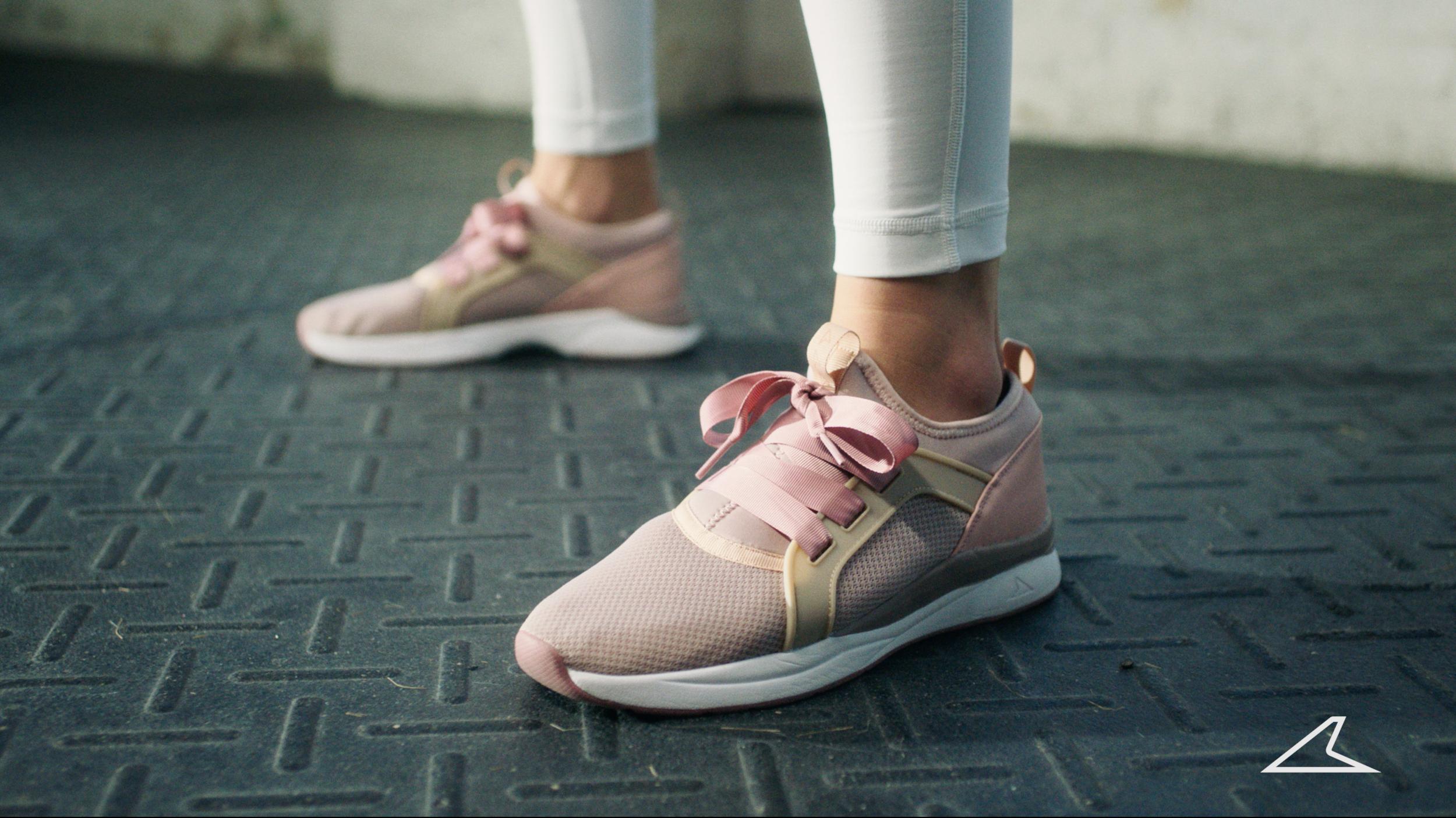 Power Footwear Fall Campaign